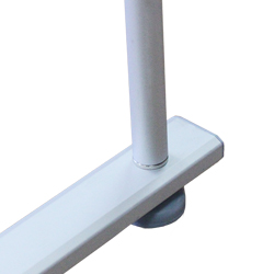 Ножка с регулировочным винтом мобильного выставочного стенда Magnumm Kalibr 900 mm (магнум калбир 900 мм)