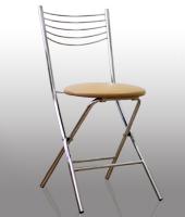 Металлический складной стул Elegant