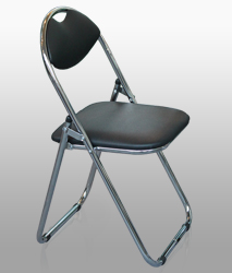 Металлический складной стул Omega