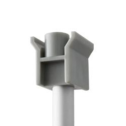 Верхние магнитные планки двустороннего мобильного стенда Expobrother Roll-Up Double Delicate (экспоброзер роллап доубл деликейт)